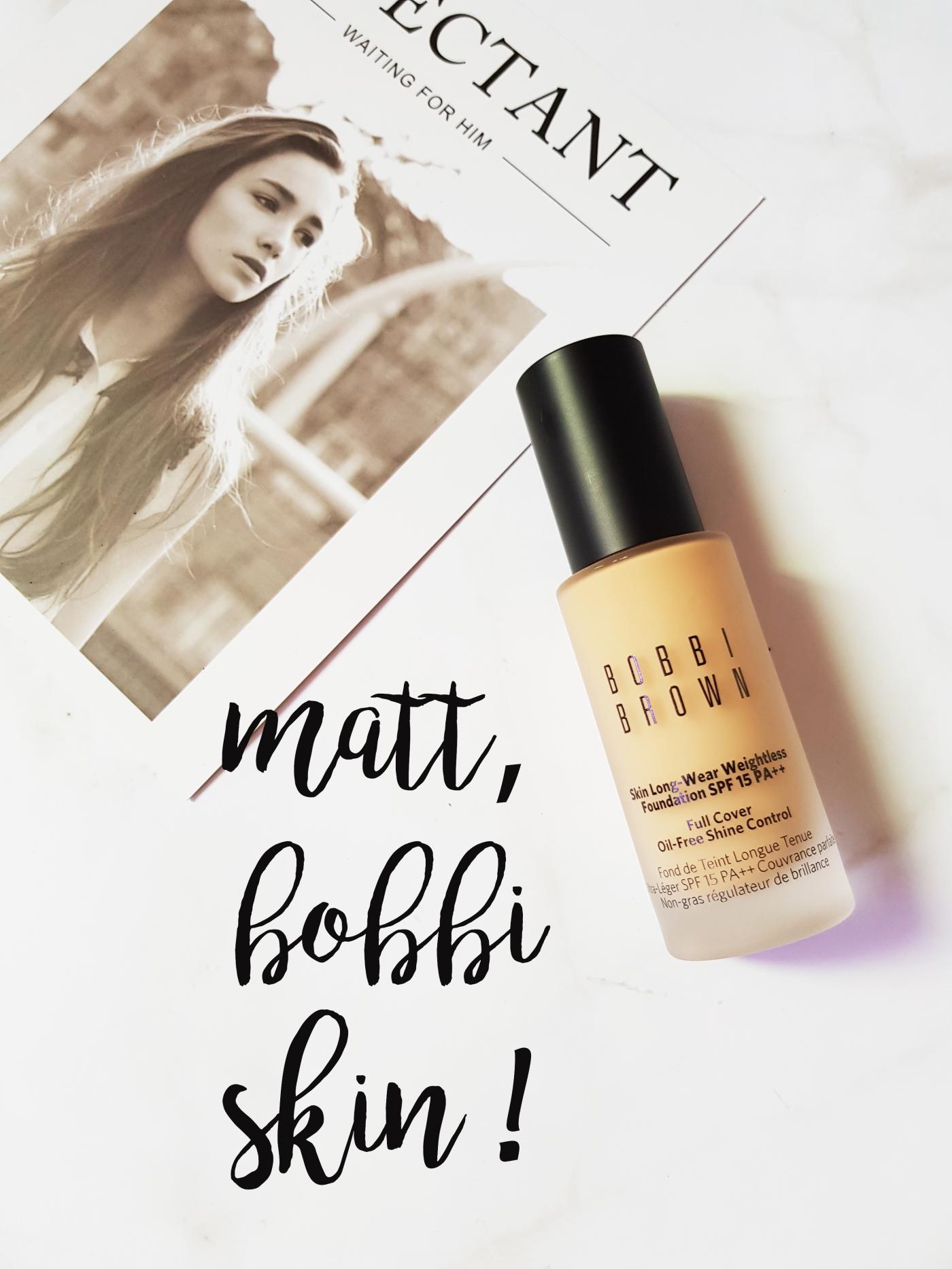bobbi brown_skin long wear foundation