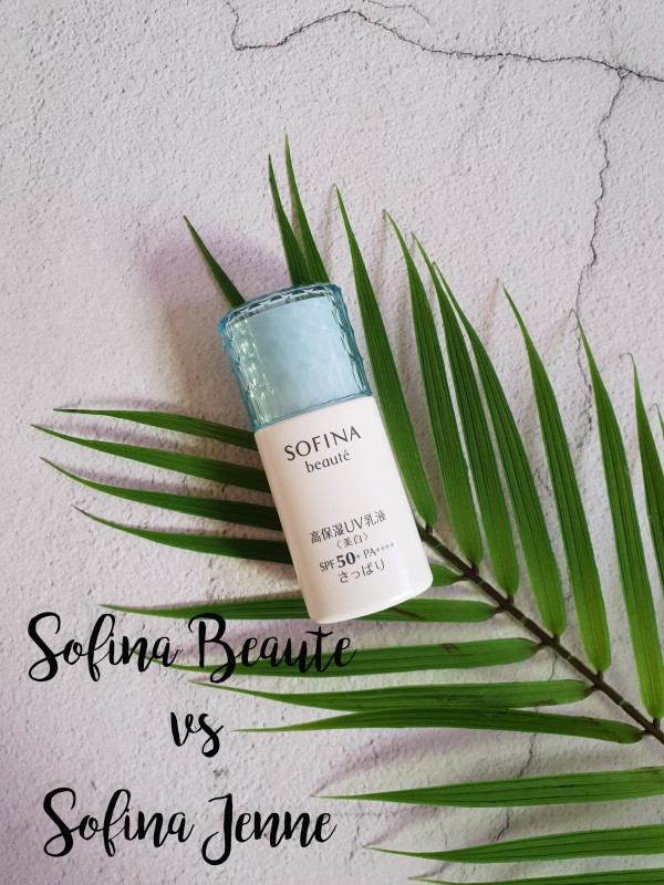 sofina beaute uv cut emulsion