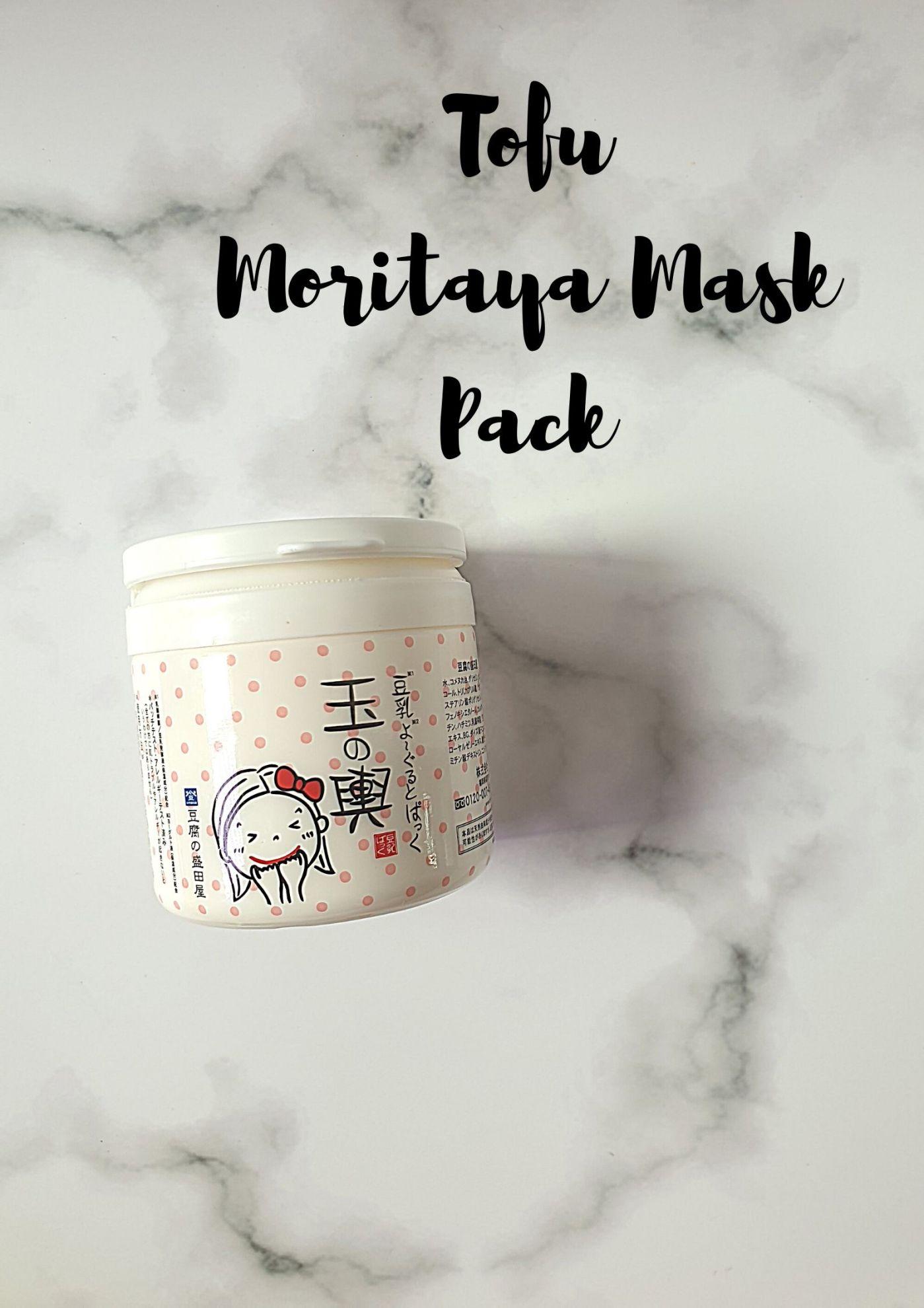 Tofu Moritaya Mask